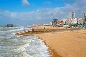 Brighton Seafront. England