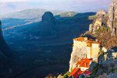 The Holy Monastery of Rousanou, Greece