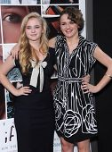 LOS ANGELES - AUG 20:  Sierra McCormick & Joey King arrives to the 'If I Stay' Hollywood Premiere  on August 20, 2014 in Hollywood, CA