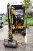 Mini Hydraulic Excavator