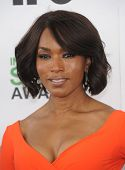 LOS ANGELES - MAR 01:  Angela Bassett arrives to the Film Independent Spirit Awards 2014  on March 01, 2014 in Santa Monica, CA.