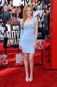 LOS ANGELES - APR 13:  Bella Thorne arrives to the 2014 MTV Movie Awards  on April 13, 2014 in Los Angeles, CA.