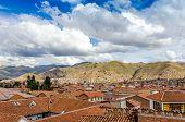 Cuzco, Peru - general view