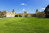 Palace Built For King Jan Iii Sobieski, Wilanow