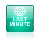 last minute internet icon