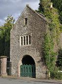 Priory Gate, Usk