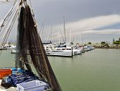 Scarborough Fishing Boat
