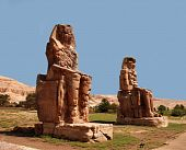 Collosi Of Memnon