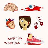 Bloody organ