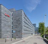 HSO Building In Zurich Oerlikon