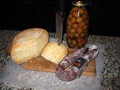 Regional Sardinia Food 1