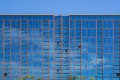 Building Reflection in Honolulu.