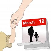 March 19, Feast Of All Dad