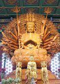 Thousand Hand Wood Kuan