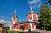 Temple Of The Assumption Of The Blessed Virgin Mary. Suzdal. Russia