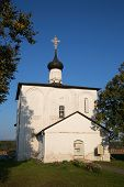 Church Of Saints Boris And Gleb. Built In 1152. Kideksha. Russia