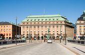 Stockholm. Sweden. Defence Ministry