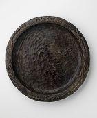Rustic Wooden Bowl