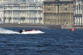 Formula 1 on water. GP Russia