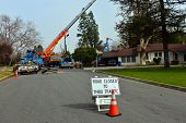 Electric Pole Replacement