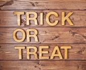 Trick or treat composition