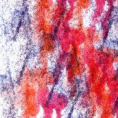 art  watercolor ink paint blob watercolour splash pink, blue col