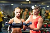 stock photo of personal assistant  - fitness - JPG