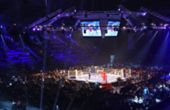 pic of boxing  - Blurred boxing fight - JPG