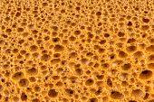 pic of toffee  - Texture of sweet sponge toffee - JPG