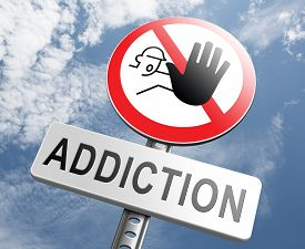 picture of warning-signs  - stop addiction drug and alcohol prevention rehabilitation warning sign pain killer or tranquilizer addict - JPG