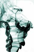 Abstract Colorful Smoke - Smoke Backdrop