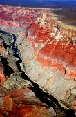 Amazing Aerial View Of The Grand Canyon, Arizona