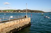 Quay In Falmouth