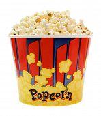 Frisch lecker popcorn