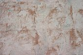 Texture Weathered Painted Wall poster
