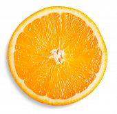 Slice of orange
