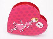 Valentines Candy Box - Xoxo 3