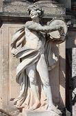 Satyr Statue