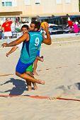 19. Liga von Beachhandball, Cadiz übereinstimmen