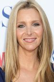 LOS ANGELES - AUG 3:  Lisa Kudrow arriving at the CBS TCA Summer 2011 All Star Party at Robinson May