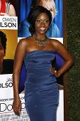 LOS ANGELES, CA - DEC 13: Teyonah Parris at the world premiere of 'How Do You Know' held at the Rege