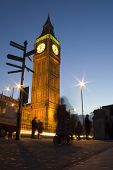 Bigben At Night