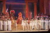 Opera Aida. Fragment