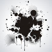 Black blot