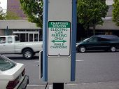 Electric Car Parking
