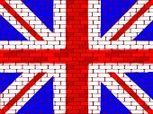 Background A Flag Of England