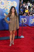 LOS ANGELES - AUG 6:  Jenna Ushkowitz arrives at the