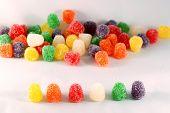 Line Of Gum Drops