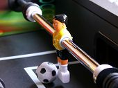 Soccer Table Keeper