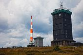 Brocken Berg In Harz,germany